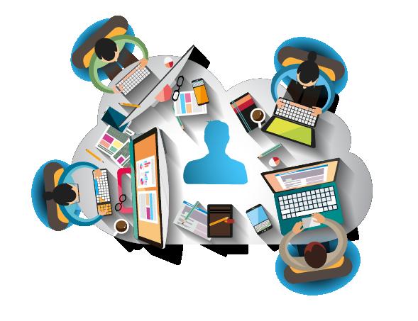 Equipo de trabajo de Systems Services